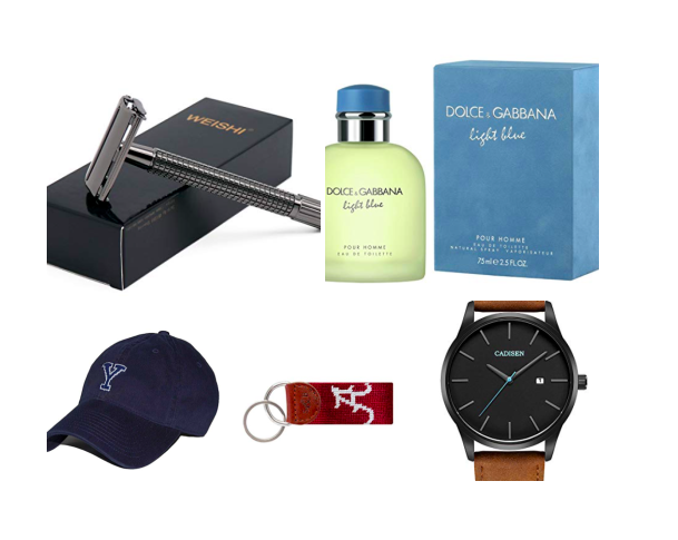 Amazon Men's Gift Guide 2018